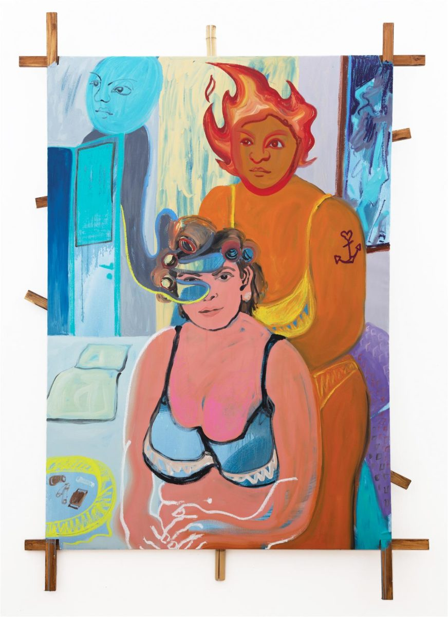 Lena Brazin, Votre Dame, 2019