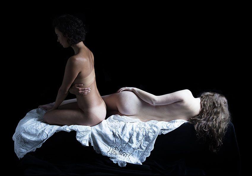 Carla van de Puttelaar, Untitled, from the Rembrandt Series, 2016. Courtesy of Kahmann Gallery