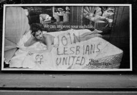 Jill Posener, Dalston, London, 1981. © the artist. Image courtesy of Auto Italia