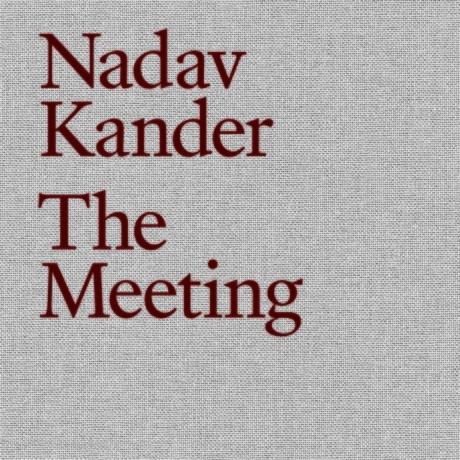 Nadav Kander, The Meeting, cover