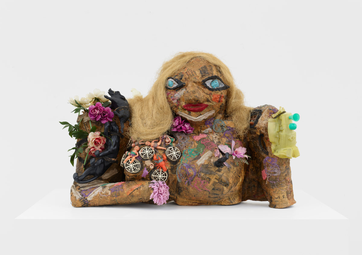 Niki de Saint Phalle, Marilyn, 1964. © Niki Charitable Art Foundation. Courtesy of the Foundation, Blum & Poe, Los Angeles/New York/Tokyo, and Galerie GP & N Vallouis