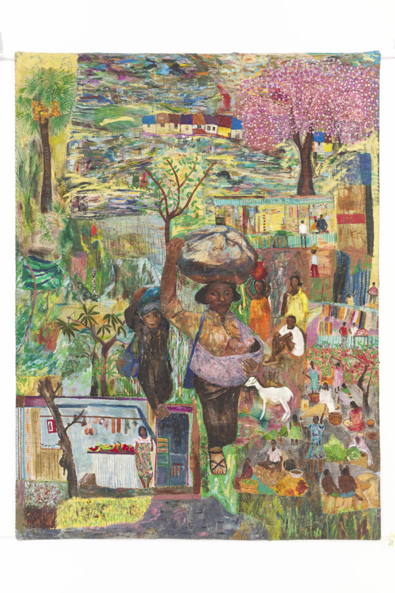 Pacita Abad, The Village Where I Came From, 1991