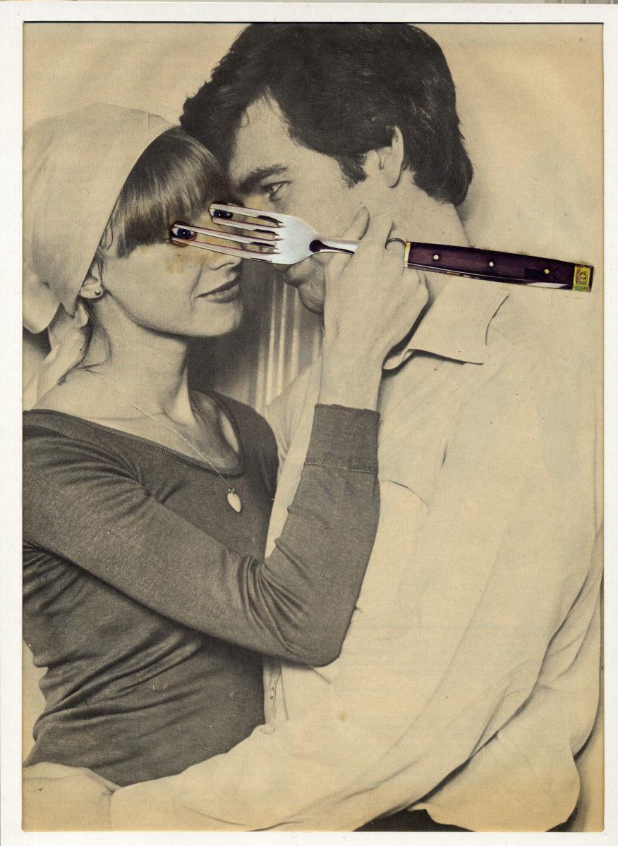 Untitled, 1977 © Linder Sterling. Courtesy the artist; Modern Art, London; Dépendance, Brussels; Andréhn- Schiptjenko, Stockholm, Paris; and Blum & Poe, Los Angeles, New York, Tokyo