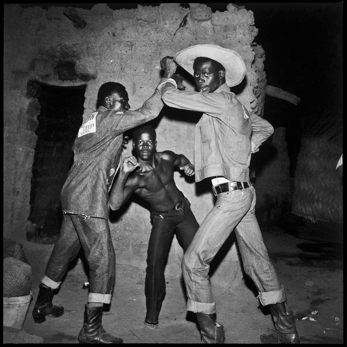 Sanlé Sory, Les Trois Cowboys de la Brousse, 1971