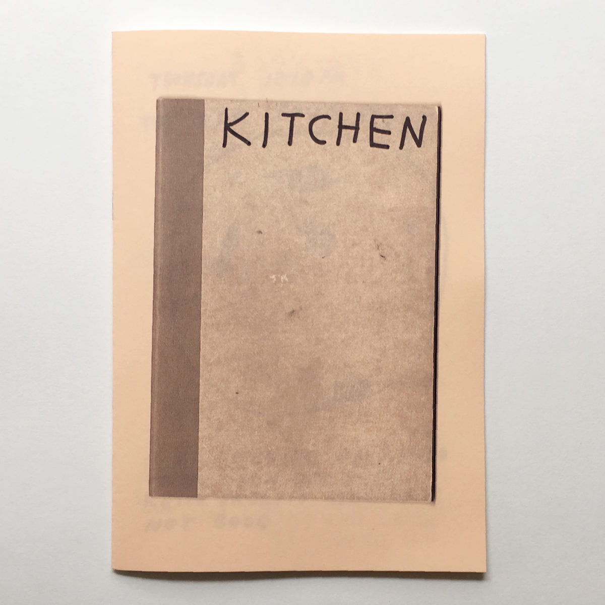 Kitchen Diary, Nathaniel Russell