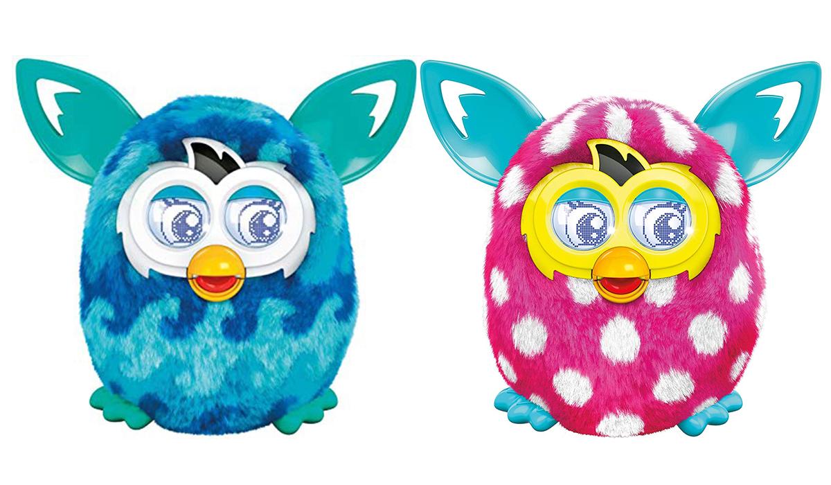 2012 Furbies from Hasbro