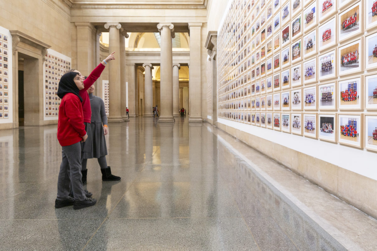 Installation view_4, Steve McQueen Year 3 at Tate Britain Tate