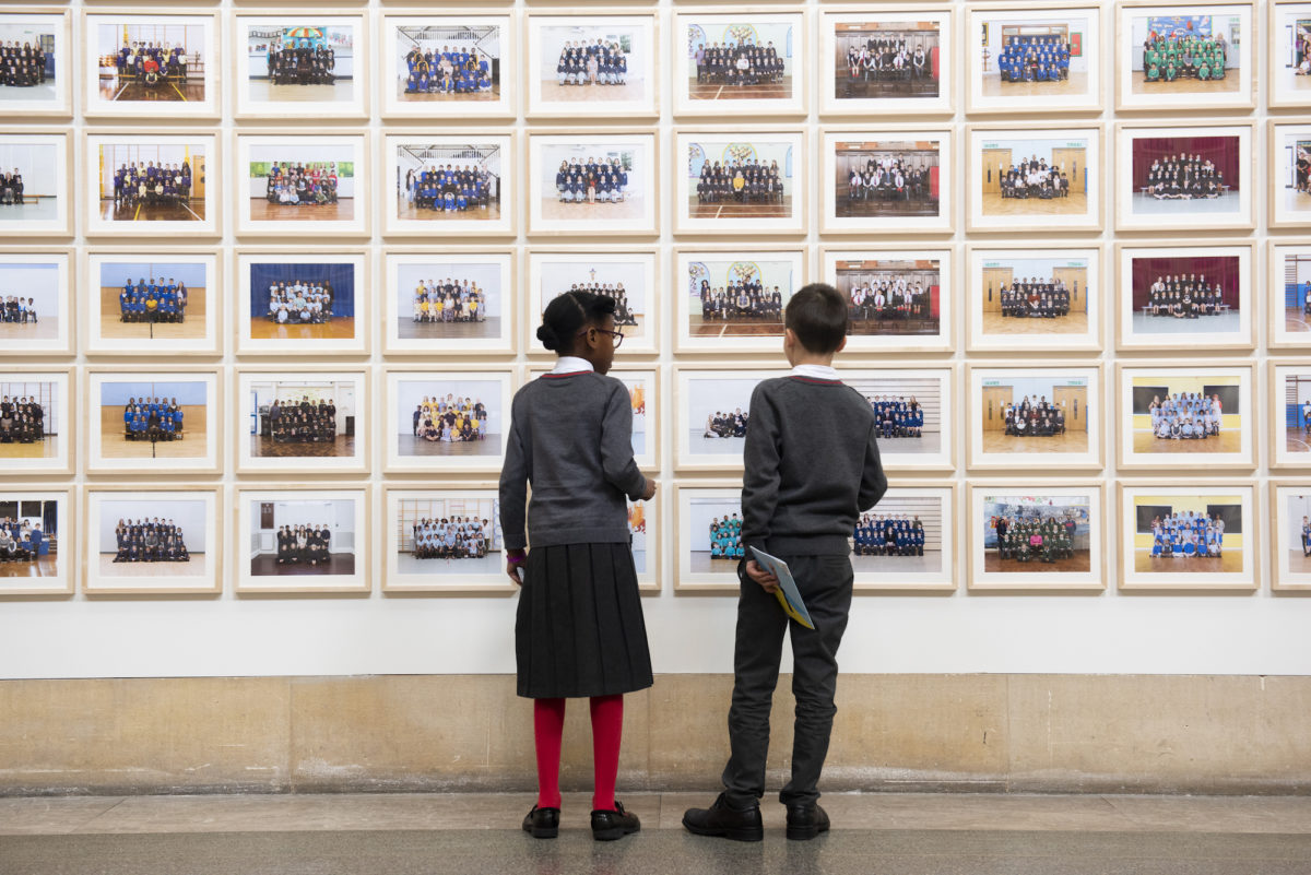 Installation view_6, Steve McQueen Year 3 at Tate Britain Tate