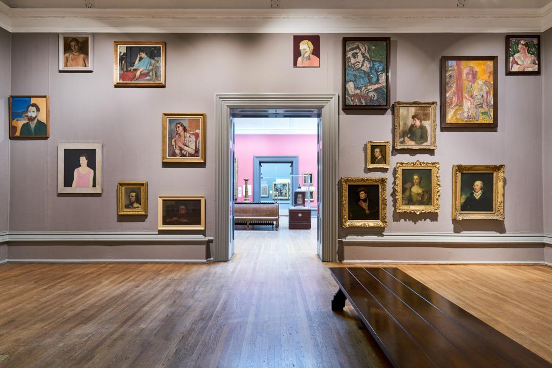 Leo Fitzmaurice Walker Art Gallery