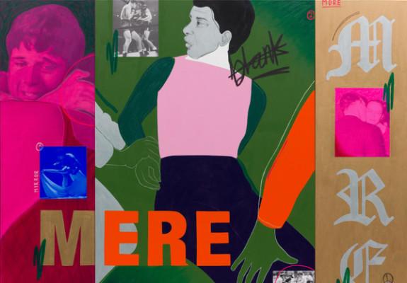 Gabriella Sanchez, Mere Mirror, 2020