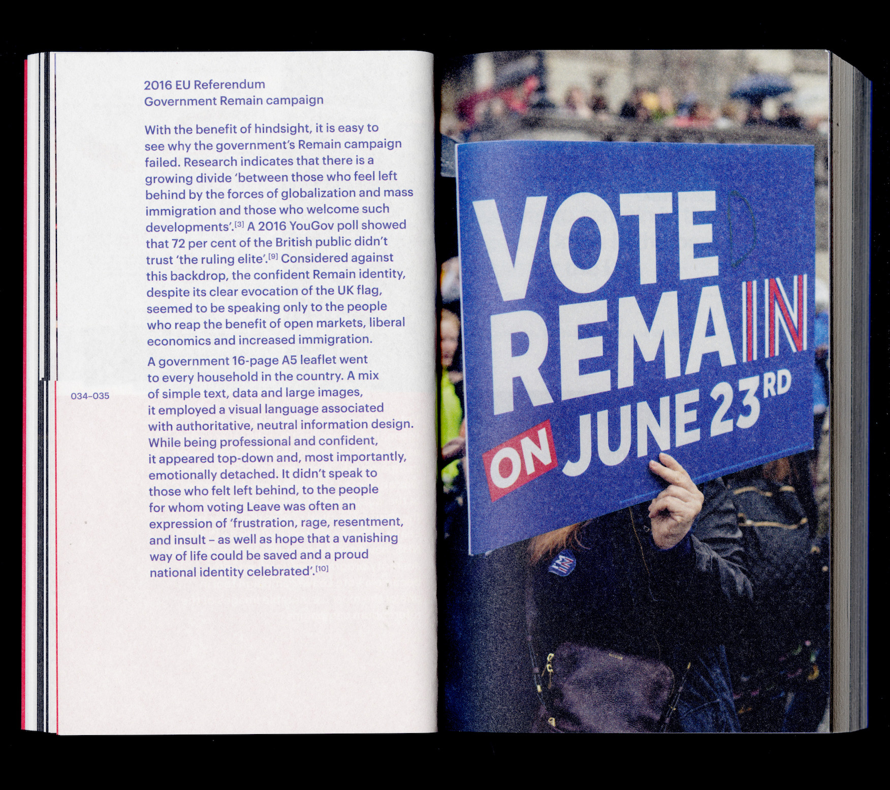 The Other Side: An Emotional Map of Brexit Britain, Lucienne Roberts