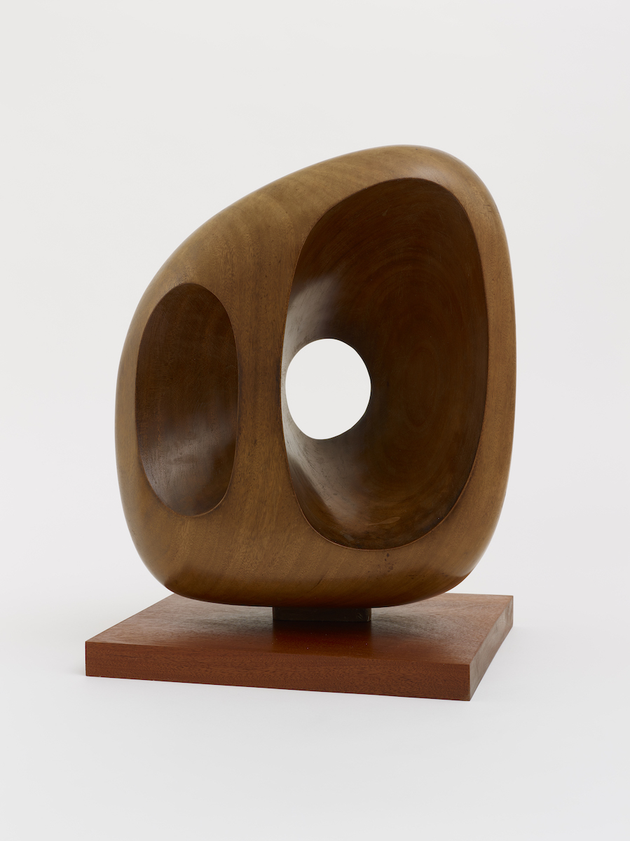 Barbara Hepworth, Icon, 1957. Arts Council Collection, Southbank Centre, London © Bowness