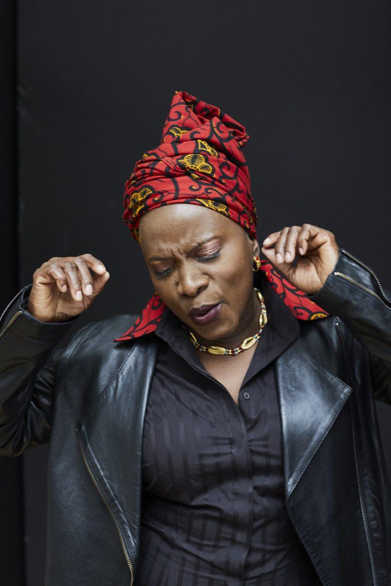 Angelique Kidjo, 2018. Credit Danny Clinch