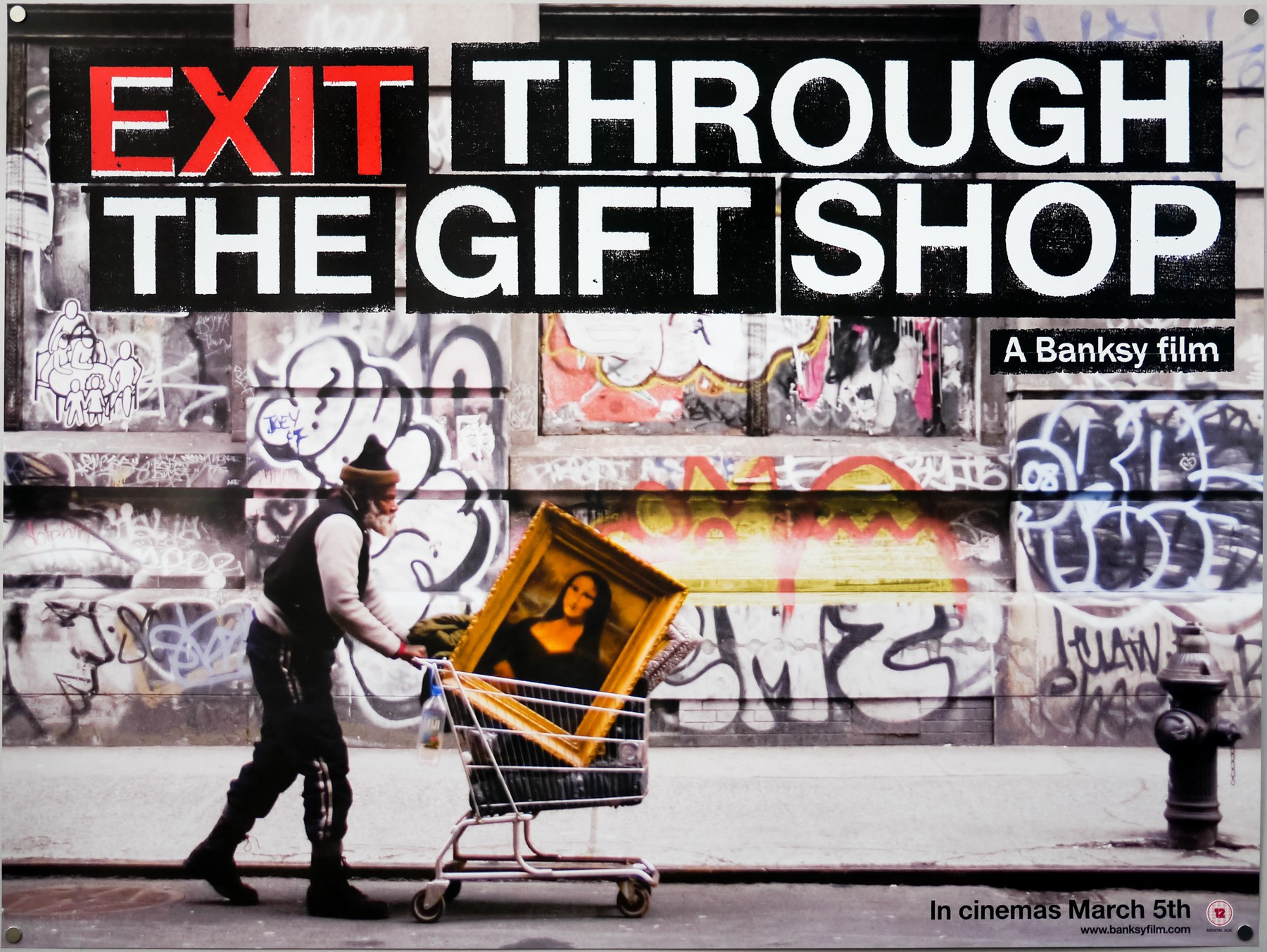 Exit Through The Gift Shop promo image
