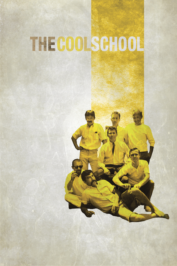 Poster for The Cool School (2008)