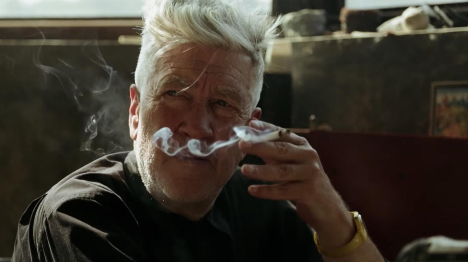 David Lynch: The Art Life, still