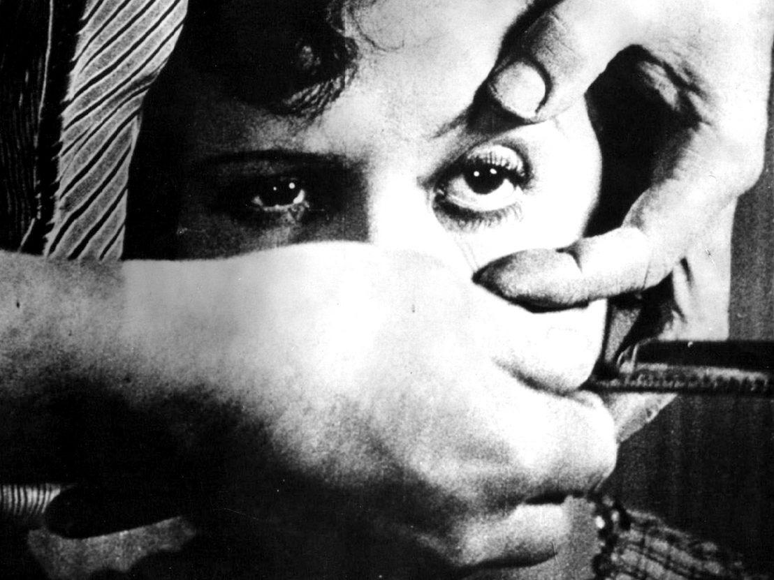 Un chien andalou - Luis Buñuel (1929), still