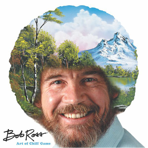Bob Ross: Art of Chill by Big G Creative