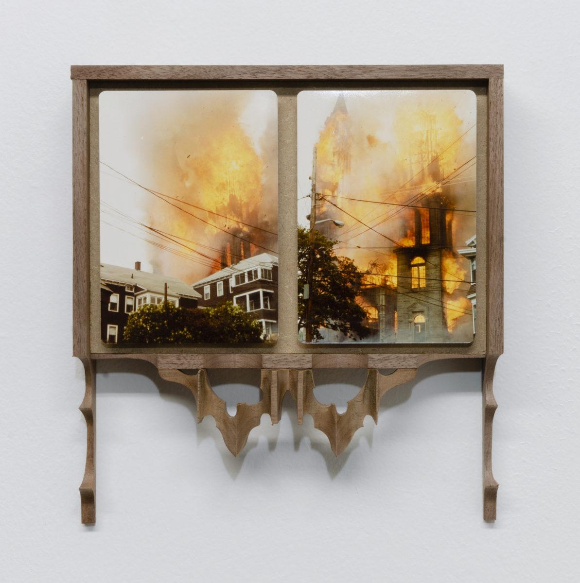Harry Gould Harvey IV, As The Lanterns Dim, 2020. Courtesy of the artist and Bureau, New York.