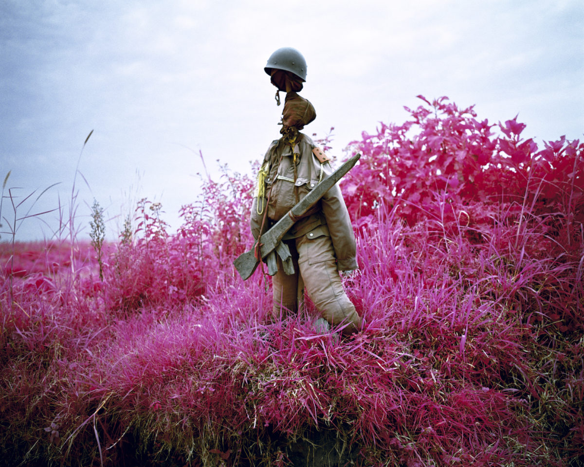 Richard Mosse, Better Than The Real Thing II, 2012