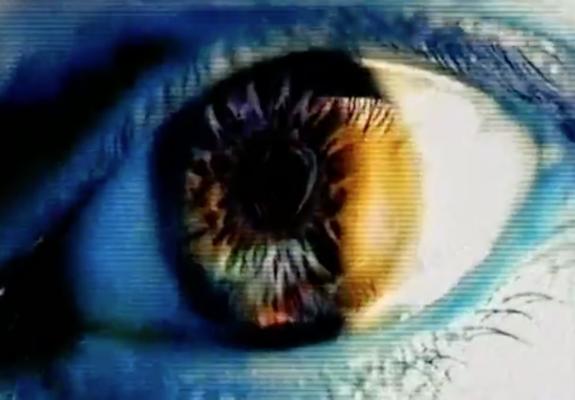 Big Brother series 1 eye