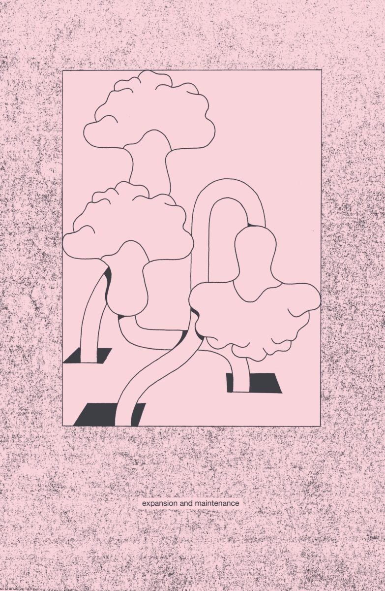 1 John Slade : H.Y.T. Studio for Mal Journal, 2020