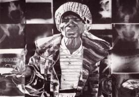 Donald Rodney, Crisis, 1989 at Chisenhale, London