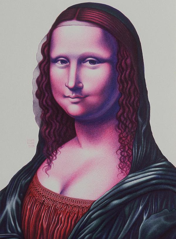 Mona_a'la_Mace_in_ballpoint_pen_by_Lennie_Mace_1993_(shown_cropped)