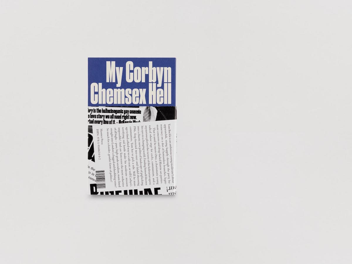 Spitzenprodukte, RED TORY: My Corbyn Chemsex Hell. Montez Press