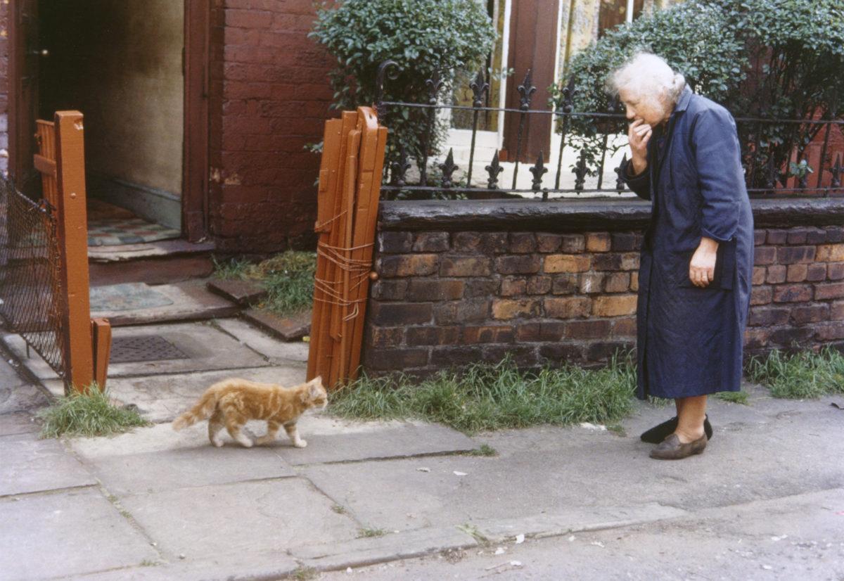 Shirley Baker, Manchester, 1965