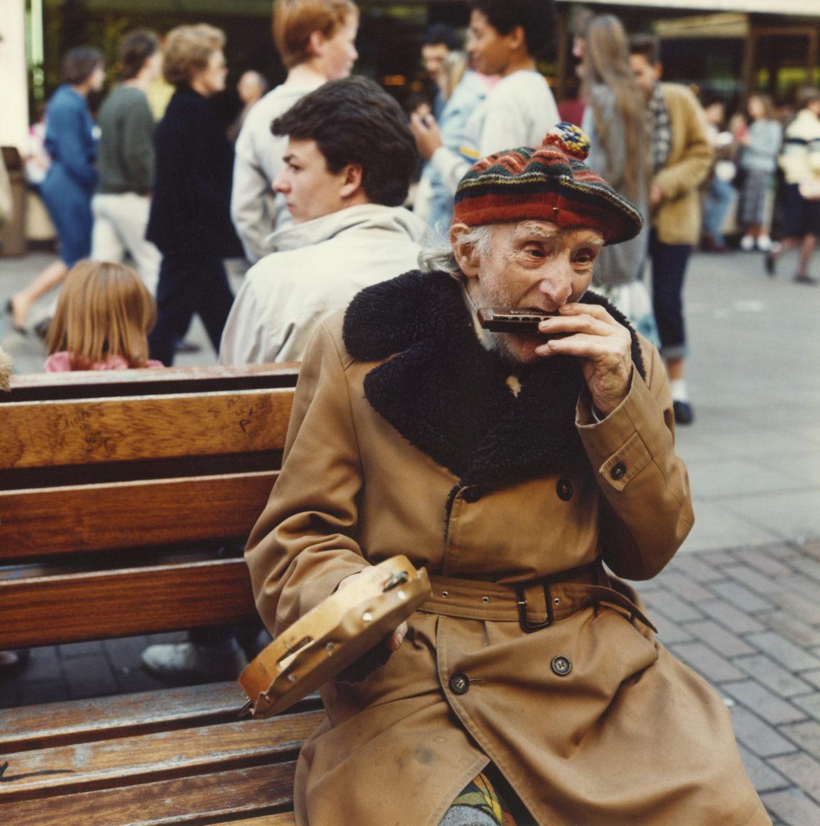 Shirley Baker, Manchester (Musician), 1985