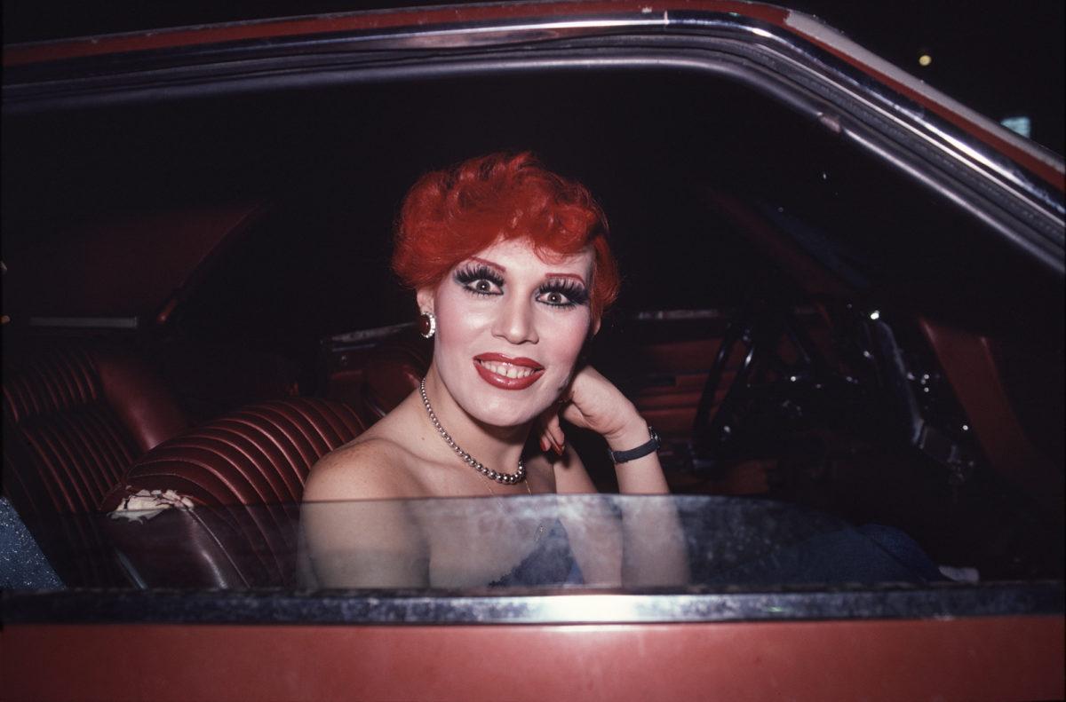 Arlene Gottfried, El Cotorito, c1980s