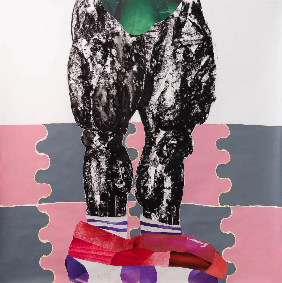 Clotilde Jimenez, Pose No. 5, 2020, Courtesy of the Artist and Mariane Ibrahim