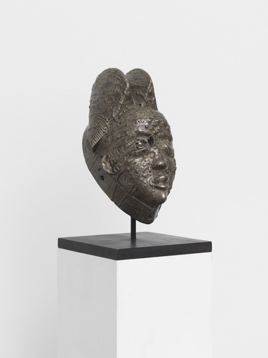 Sanford Biggers, BAM (for Jordan), 2017.  Courtesy of the artist and Marianne Boesky Gallery, Aspen and New York