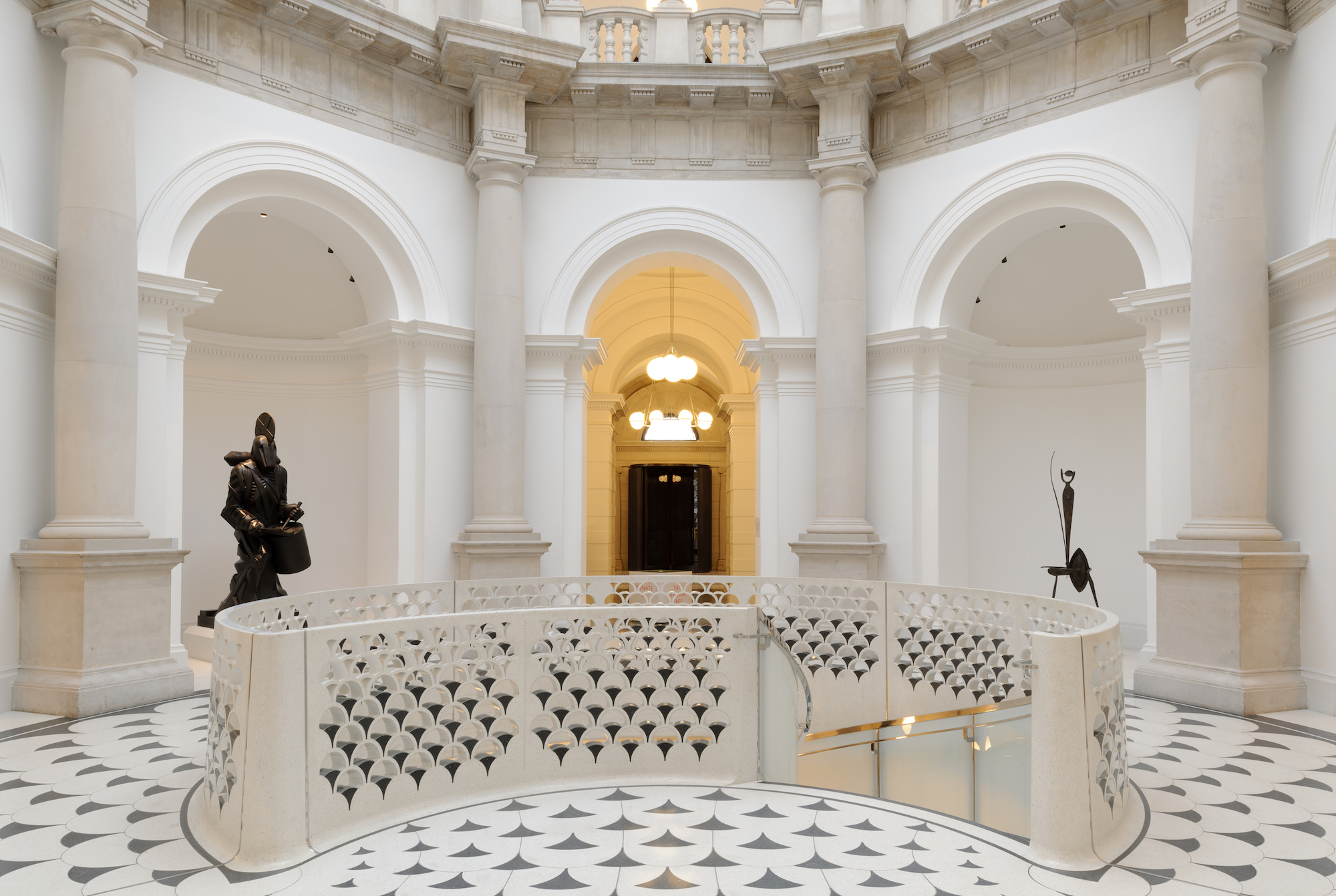 Tate Britain interior © Tate Photography