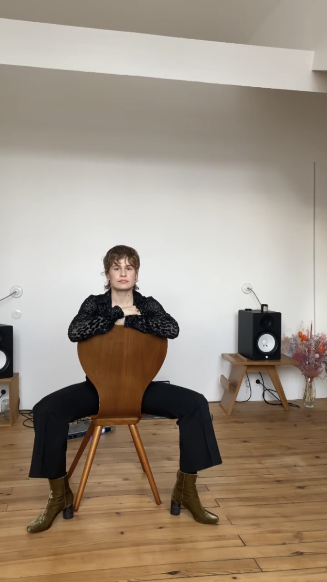 Christine and the Queens - livestream 01
