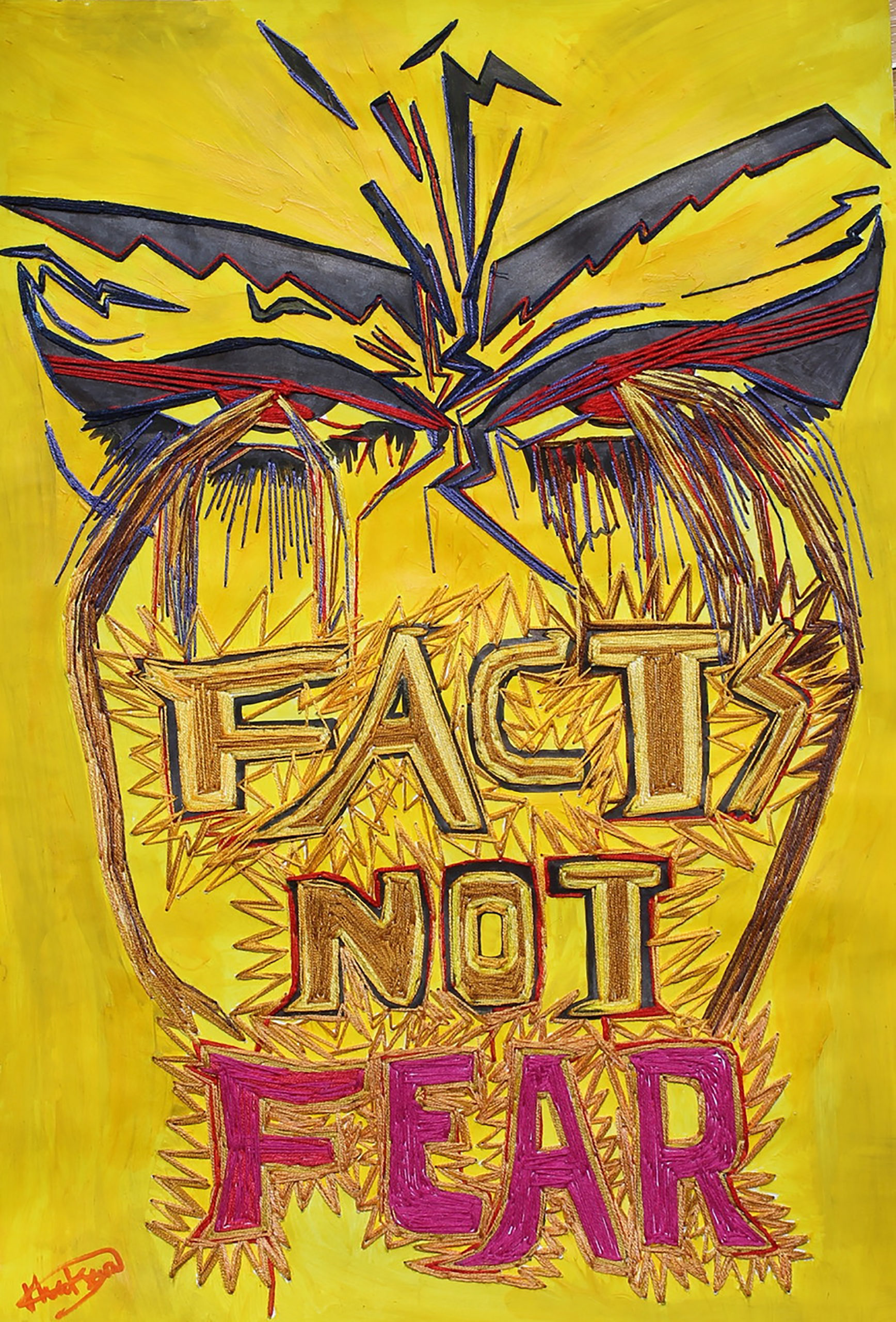 Nicole Chui, Facts Not Fear