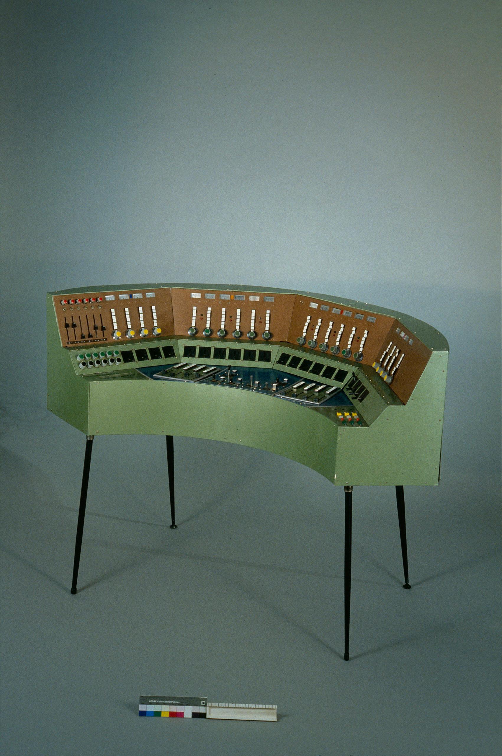 Gmebaphone 2, Christian Clozier, France 1975. Musée de la Musique Anglès