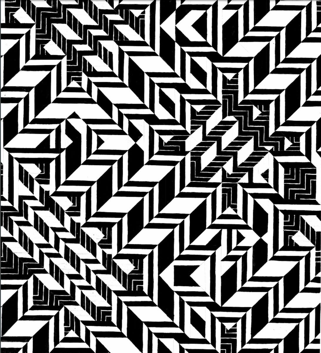 'Mathematics' (1974) (2) [private collection]