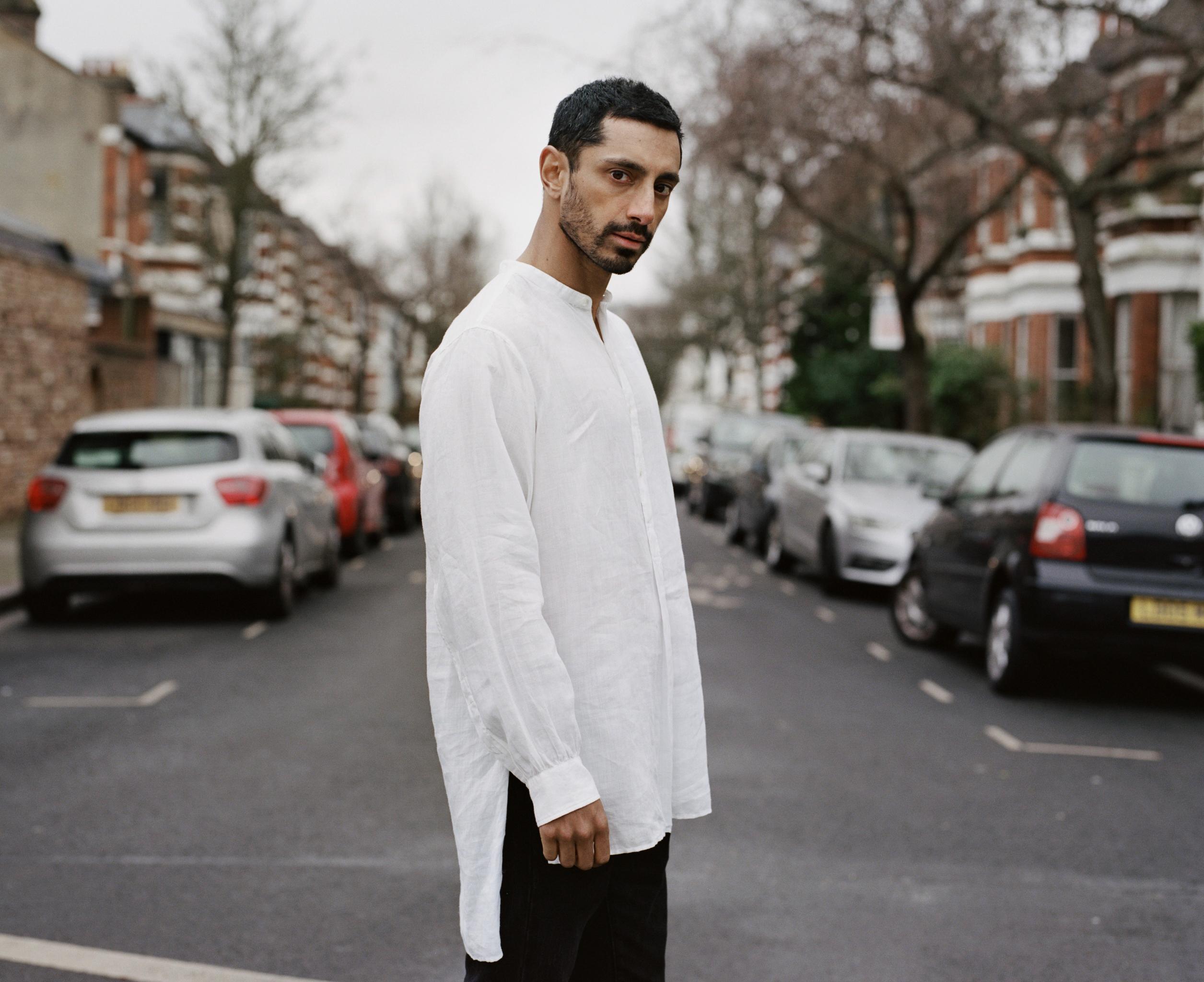 Riz Ahmed, courtesy Sharif Hamza