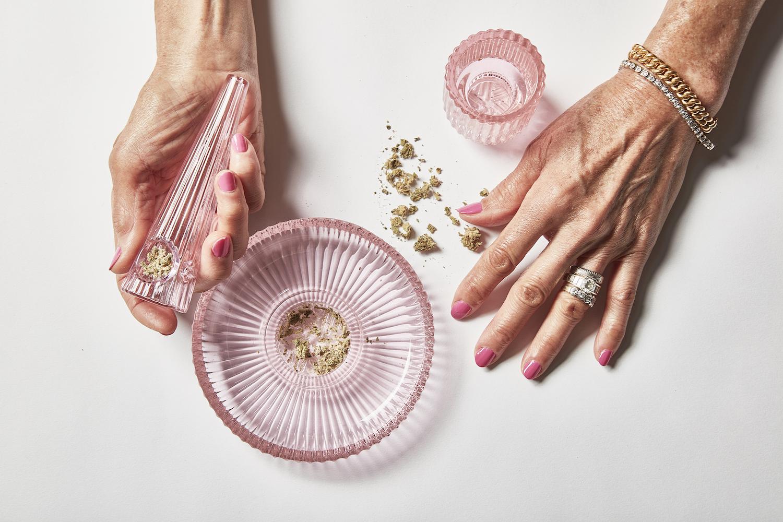 Peter Lusztyk, High on Design, Gestalten, 2020. Castor Design's Heirloom Stack for luxury Canadian brand Tokyo Smoke